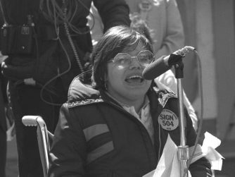 Crip Camp: Cradle for the Disability Rights Movement