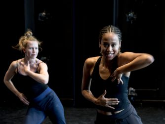 Uprooted: American History Through Jazz Dance