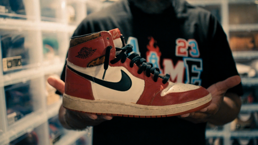 Air Jordan: A Cultural Phenomenon - Factual America Podcast