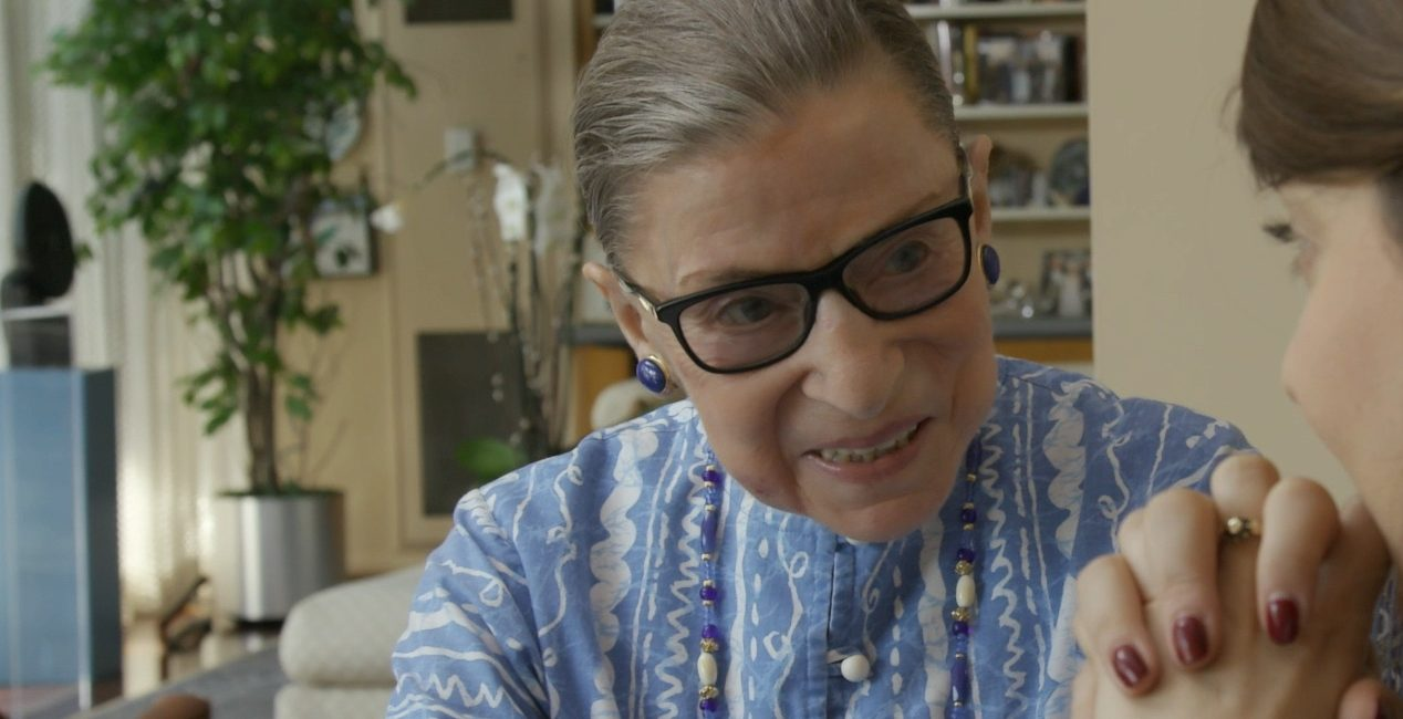 RBG: The Iconic American Supreme Court Justice