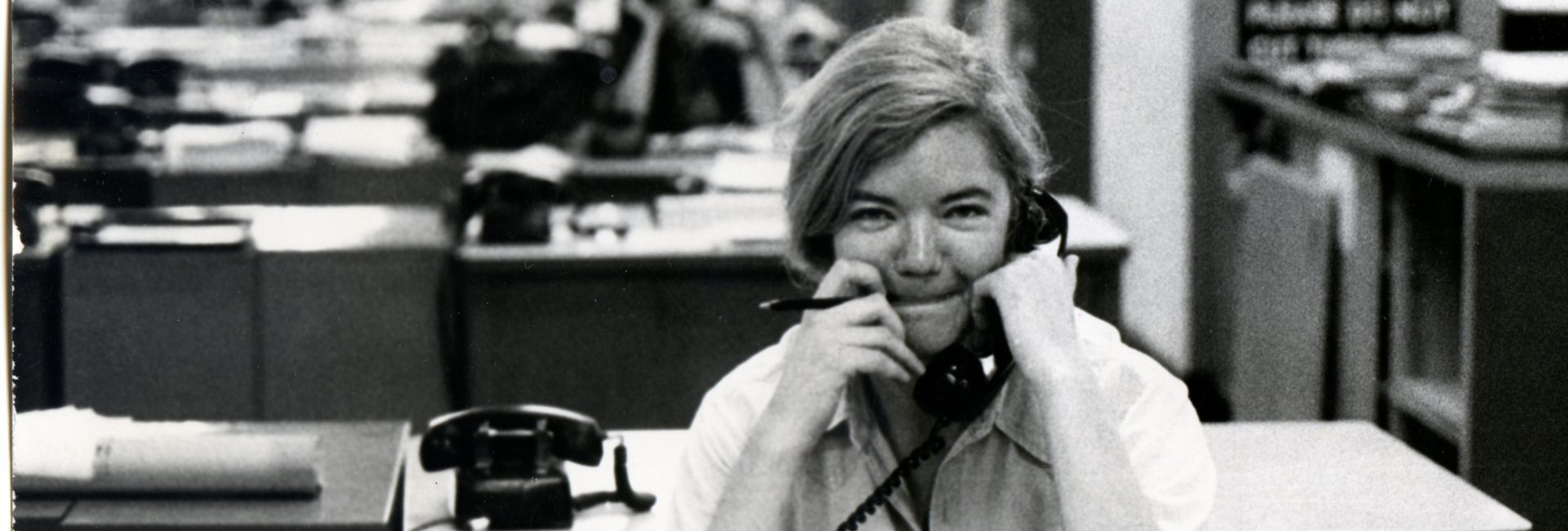 Molly Ivins: A Unique Political Persona from Texas