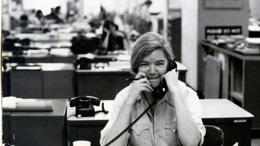 The Political Wit and Persona of Molly Ivins