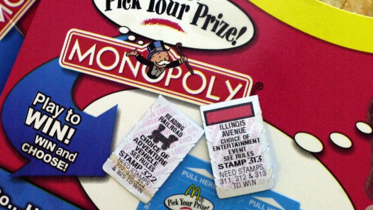McMillion$: McDonald's Monopoly Fraud Revisited