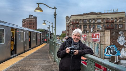 Martha Cooper: The Unlikely Hero of Street Art - Factual America Podcast