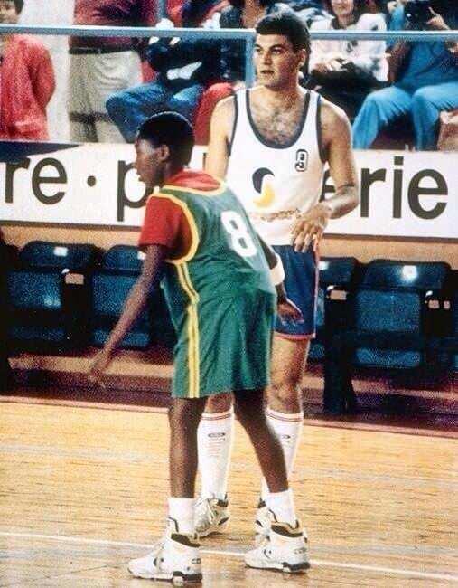 Kobe: Made in Italy