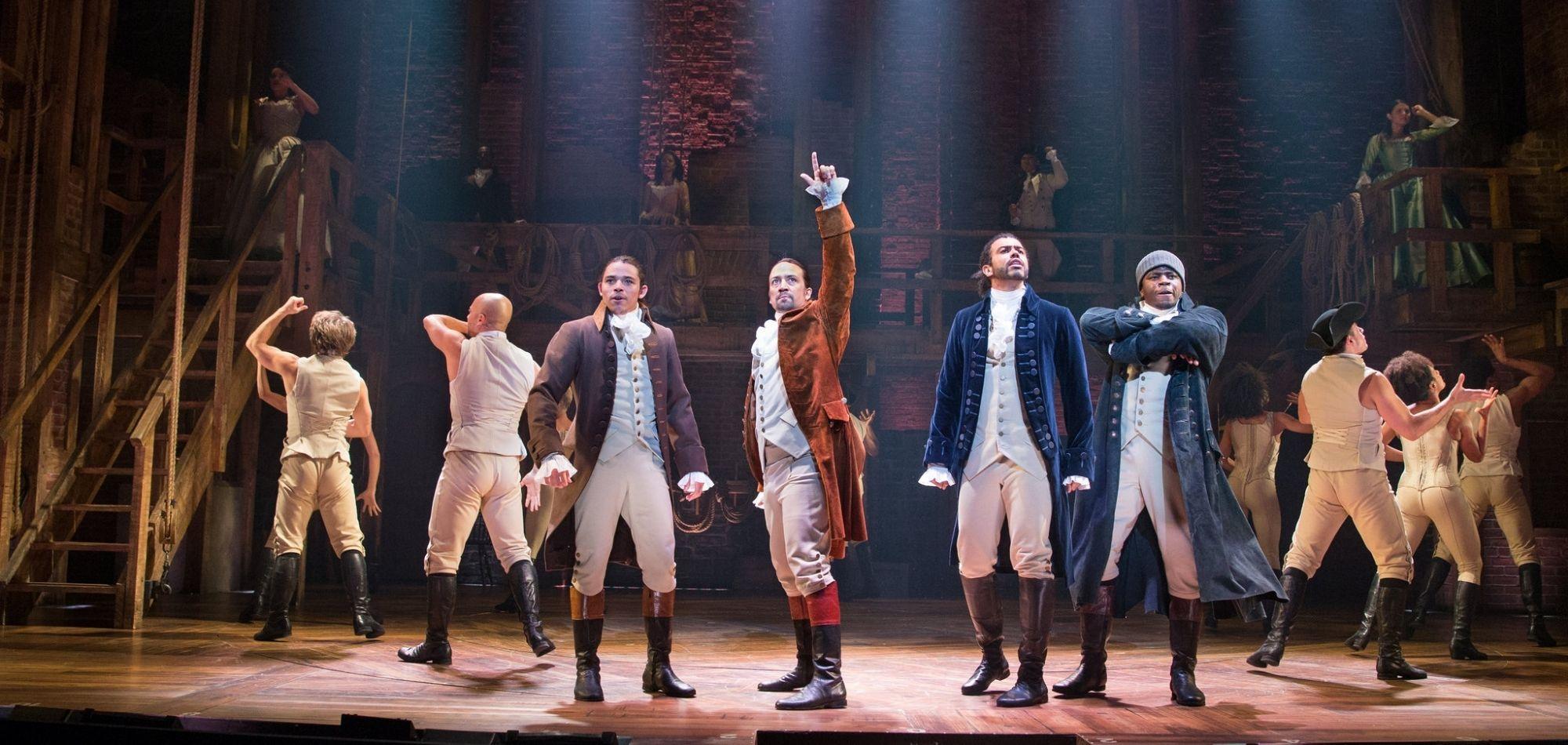 Hamilton: One Shot to Broadway (2017)